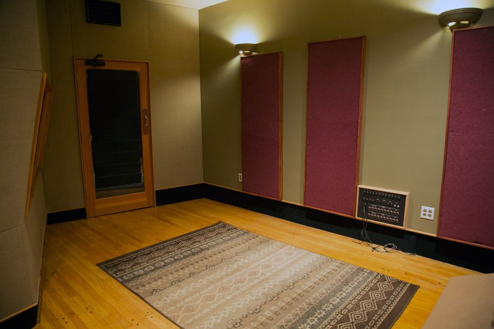 Studio B Recording stage