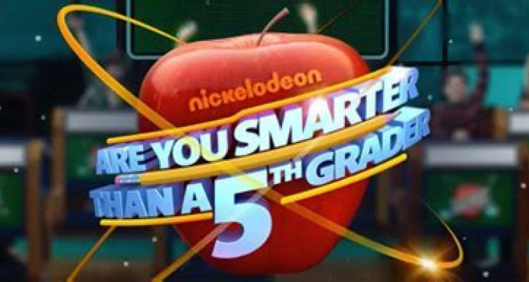 Are You Smarter Than a 5th Grader - Nickelodeon- post sound by Mixers Sound