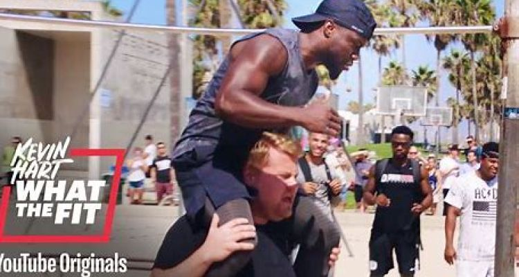 Kevin Hart's You Tube series, What the Fit - Season 2 - Post sound by Mixers Sound