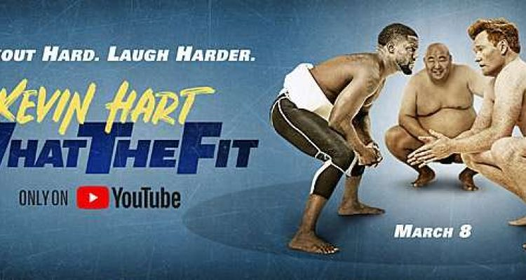 Kevin Hart's first season of his Your Tube series What the Fit